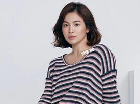 Song Hye Kyo tiết lộ về mái tóc ngắn chuẩn bị cho ngày làm cô dâu