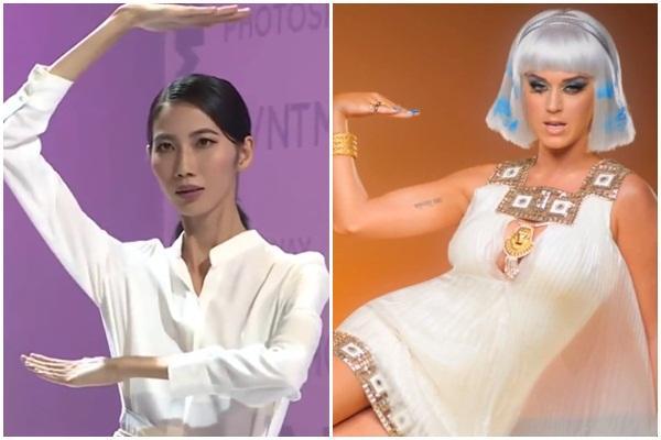 'Cây hài Next Top' Cao Ngân hợp sức Thùy Dương phá banh vũ điệu sexy của Katy Perry-2