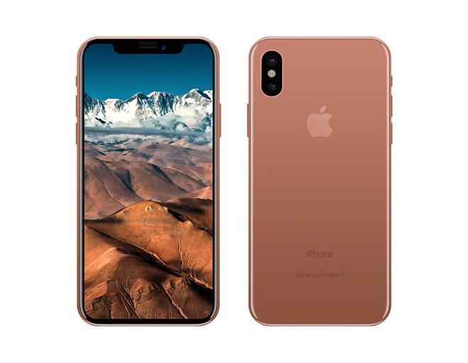 iPhone 8 màu mới có tên gọi Blush Gold-1