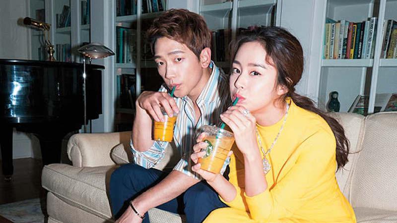 Sao Hàn 14/8: Kim Tae Hee gửi một xe cà phê ủng hộ phim của ông xã Bi Rain-1