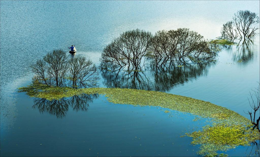 Trôi trên những mặt hồ êm ả trong 'Dấu ấn Việt Nam'-7