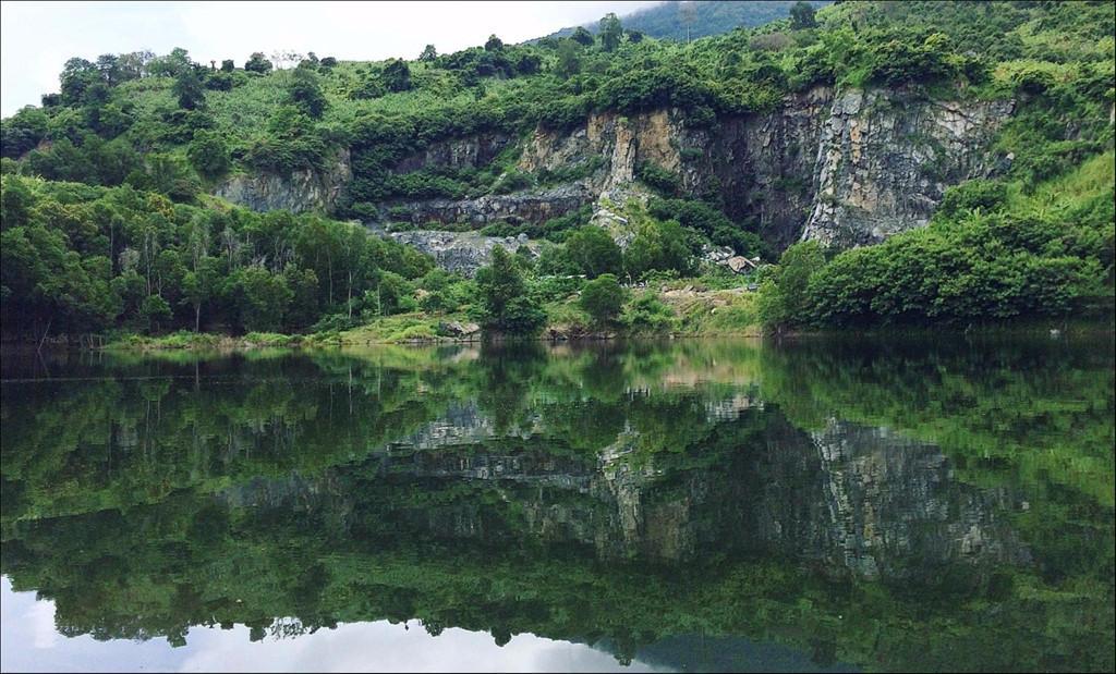 Trôi trên những mặt hồ êm ả trong 'Dấu ấn Việt Nam'-9