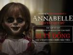 Búp bê ma Annabelle không có đối thủ ở phòng vé Việt Nam lẫn Bắc Mỹ