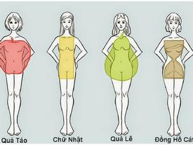 Đùi to, mông bự lại tốt cho sức khỏe
