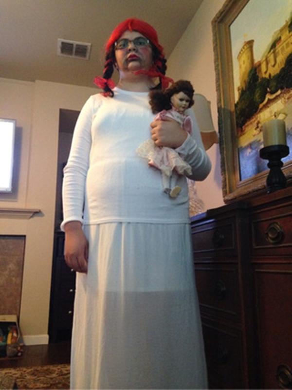 Đến Annabelle cũng phải hoảng hốt khi bị cư dân mạng 'đạo nhái' phong cách-7