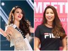 Sau 2 năm, Phạm Hương tái hiện màn chào sân Miss Universe vẫn đầy khí thế