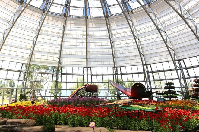 3 điểm ấn tượng của Đồi vạn hoa - Vinpearl Land Nha Trang-4