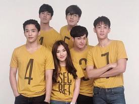 'Secret Seven' - Câu chuyện về cô nàng sợ yêu được 7 mỹ nam theo đuổi