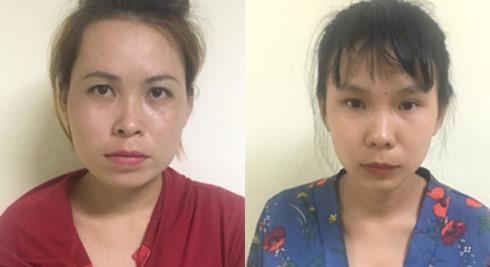 Triệt phá đường dây mại dâm qua mạng xã hội tại Hải Phòng-1