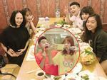 Hot girl - hot boy Việt 15/8: Gia đình Phở và SunHt gặp gỡ ăn tối cùng nhau
