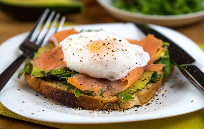 6 đồ ăn sáng giúp no lâu và khiến bạn được trẻ hơn-1