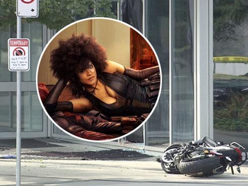 Nữ diễn viên đóng thế tử nạn trên trường quay Deadpool 2