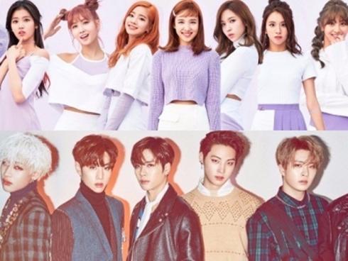 """JYP đứng đầu """"Big 3"""" trong cuộc đua lợi nhuận quý II năm 2017"""