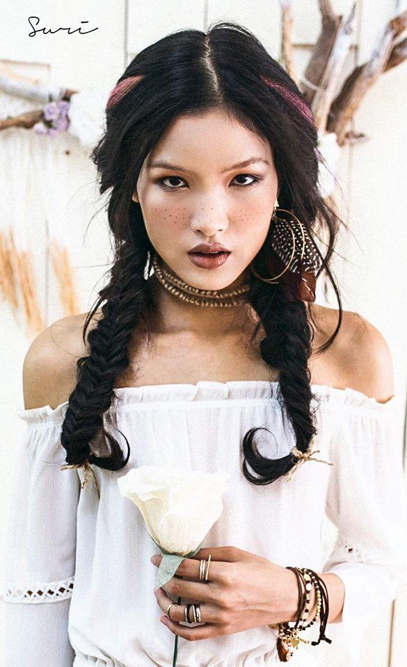 Gu thời trang 'nhìn là yêu' của thí sinh Next Top Model - Chà Mi-1