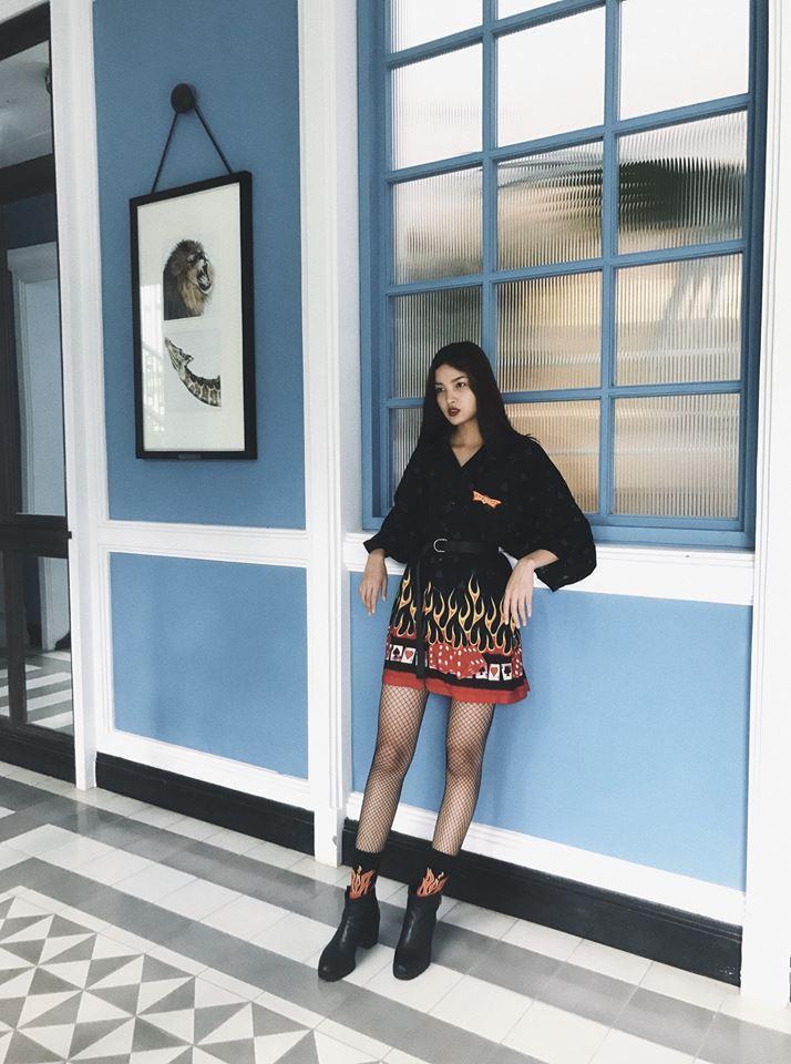 Gu thời trang 'nhìn là yêu' của thí sinh Next Top Model - Chà Mi-6