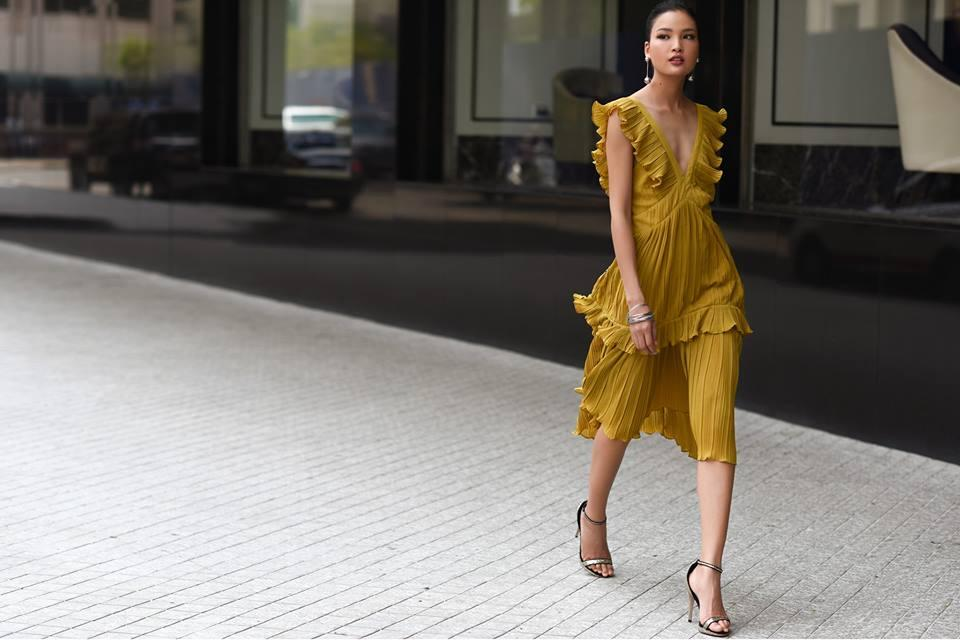 Gu thời trang 'nhìn là yêu' của thí sinh Next Top Model - Chà Mi-7