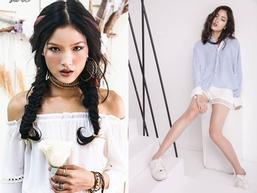 Gu thời trang 'nhìn là yêu' của thí sinh Next Top Model - Chà Mi