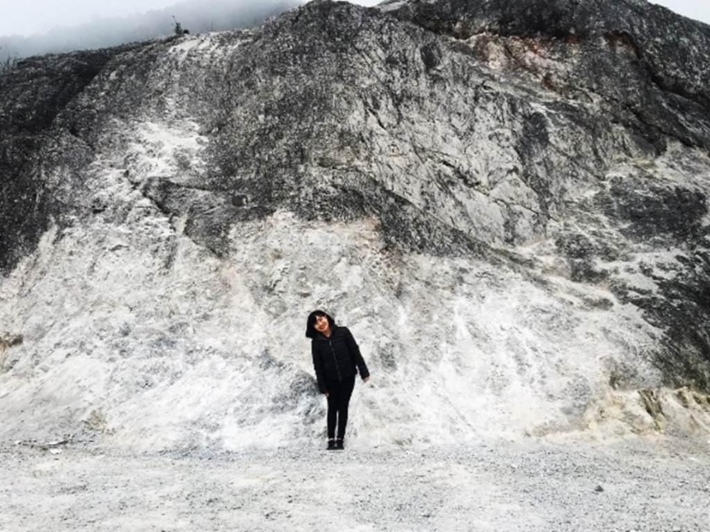 Đèo Đá Trắng phủ đầy tuyết