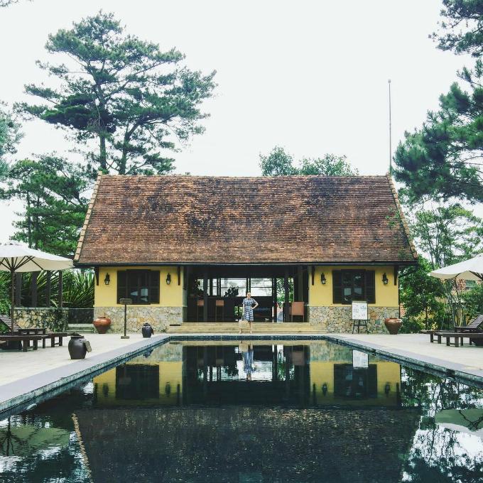 Hai khu nghỉ đẹp như tranh ở Đà Lạt trong MV của Hà Anh Tuấn-6