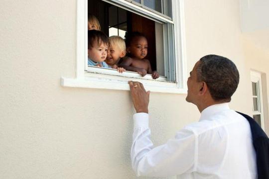 Ông Obama gây bão cộng đồng mạng vì thông điệp mới-1