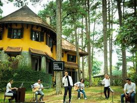 Hai khu nghỉ đẹp như tranh ở Đà Lạt trong MV của Hà Anh Tuấn