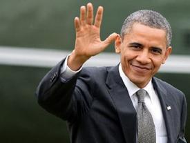Ông Obama gây bão cộng đồng mạng vì thông điệp mới