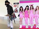 Sao Việt đã là gì, thảm họa thời trang sao Hàn mới khiến fan phát hoảng!