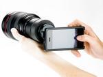Thiết bị giúp biến iPhone thành máy DSLR chuyên nghiệp