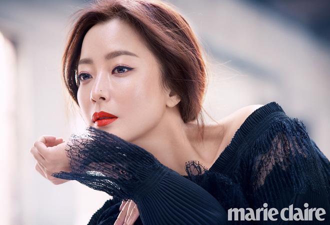 Phản ứng gây sốc của Kim Hee Sun khi con gái bị nhạo báng về nhan sắc-1