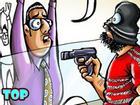 Top 5 vụ cướp khôi hài nhất thế giới