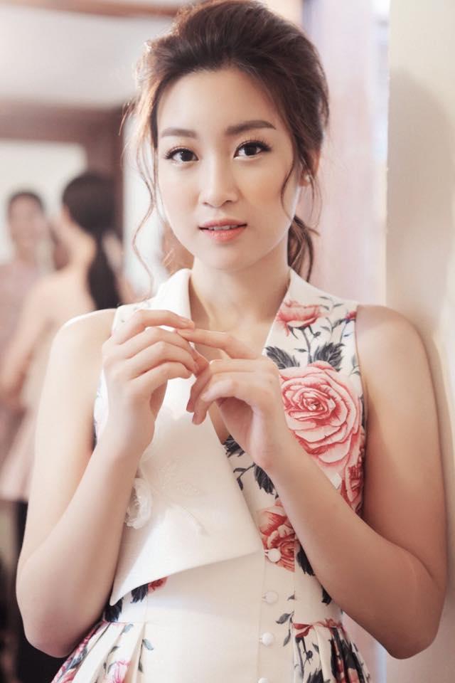99% hoa hậu Đỗ Mỹ Linh đại diện Việt Nam dự thi 'Miss World 2017'-1