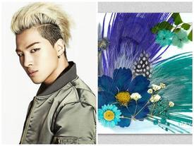 Bìa album kì công nhất Kpop thuộc về Taeyang: handmade và từ thiên nhiên