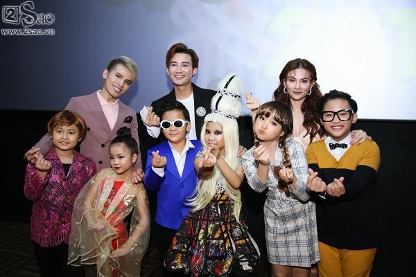 Con gái ca sĩ Trang Nhung nổi tiếng với nhà 100 tỷ bất ngờ thi đấu Gương mặt thân quen nhí-1