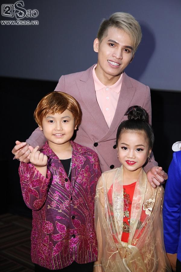 Con gái ca sĩ Trang Nhung nổi tiếng với nhà 100 tỷ bất ngờ thi đấu Gương mặt thân quen nhí-3