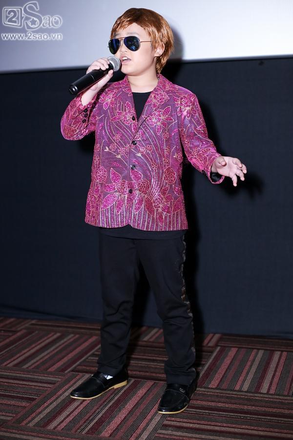 Con gái ca sĩ Trang Nhung nổi tiếng với nhà 100 tỷ bất ngờ thi đấu Gương mặt thân quen nhí-16