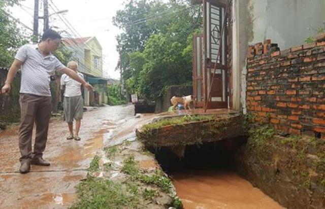 Quảng Ninh: Trượt chân xuống hồ, hai chị em ruột chết thảm-2