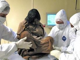 Xác ướp bé gái được chôn từ 500 năm trước còn vẹn nguyên và bí mật chưa từng được tiết lộ