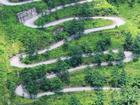 Con đường 24 khúc cua đầy hiểm nguy