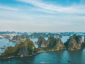 Hạ Long tuyệt đẹp bên bờ di sản trong 'Dấu ấn Việt Nam'