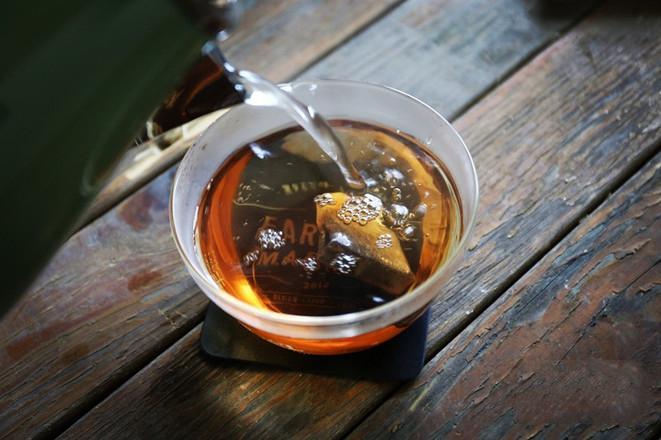 Trà sữa dừa kiểu Thái, thức uống mát lạnh mới lạ cho mùa hè-1