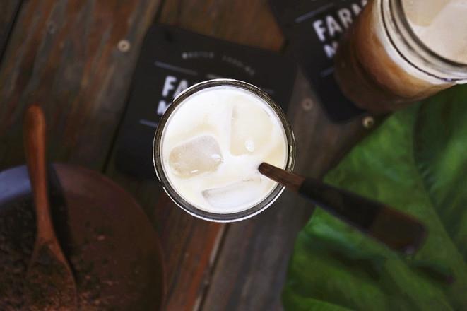 Trà sữa dừa kiểu Thái, thức uống mát lạnh mới lạ cho mùa hè-4