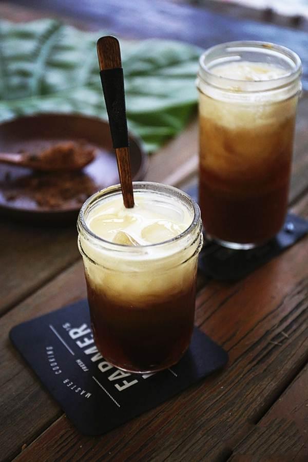 Trà sữa dừa kiểu Thái, thức uống mát lạnh mới lạ cho mùa hè-5