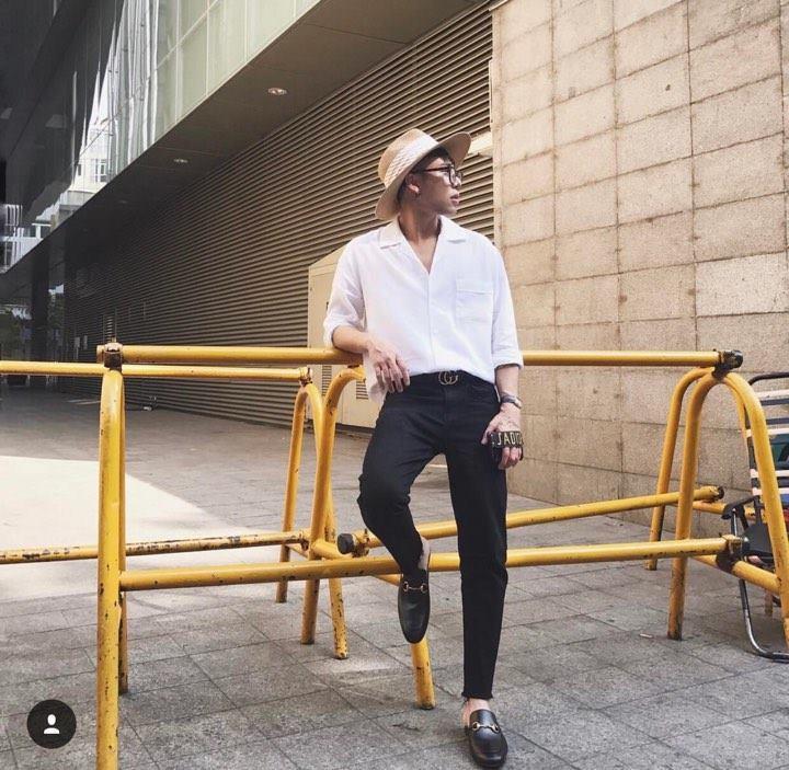 Không hẹn mà gặp, dàn sao Việt đồng loạt diện tông đen - trắng trong street style tuần này-3