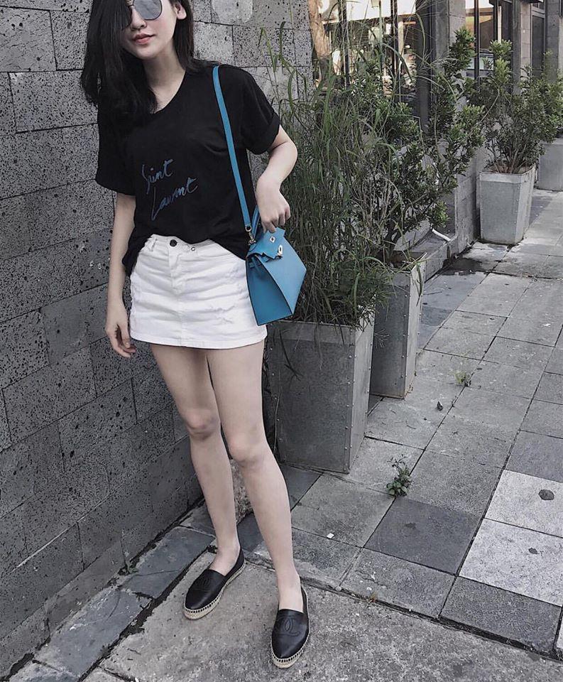 Không hẹn mà gặp, dàn sao Việt đồng loạt diện tông đen - trắng trong street style tuần này-8