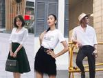 Đã mắt với street style rực rỡ màu sắc của 'Hoa hậu The Face' Tường Linh-9