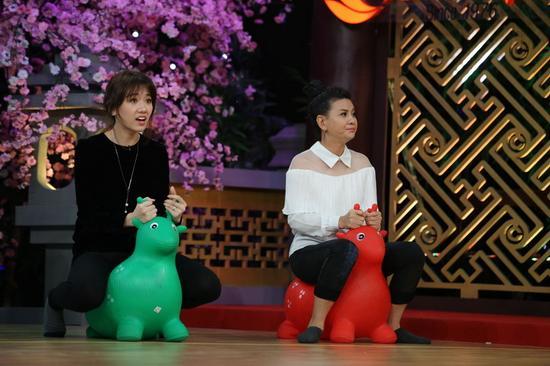 Thiên đường ẩm thực: Hariwon 'tăng động' khi tham gia đua tuần lộc-4