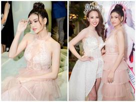 Trương Quỳnh Anh xinh đẹp không thua kém bạn thân hoa hậu