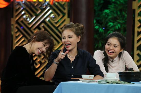 Thiên đường ẩm thực: Hariwon 'tăng động' khi tham gia đua tuần lộc-6