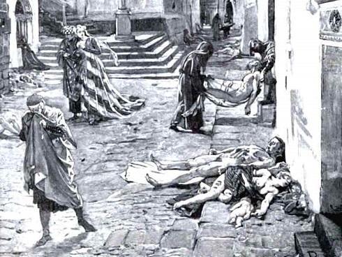 'Cái chết đen', nỗi khiếp sợ của nhân loại