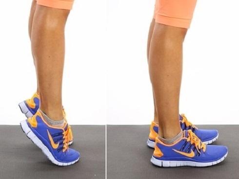 3 động tác cho đôi chân thon